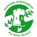 University of Nottingham Pro Bono Society