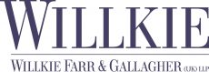 Wilkie Farr & Gallagher (UK) LLP