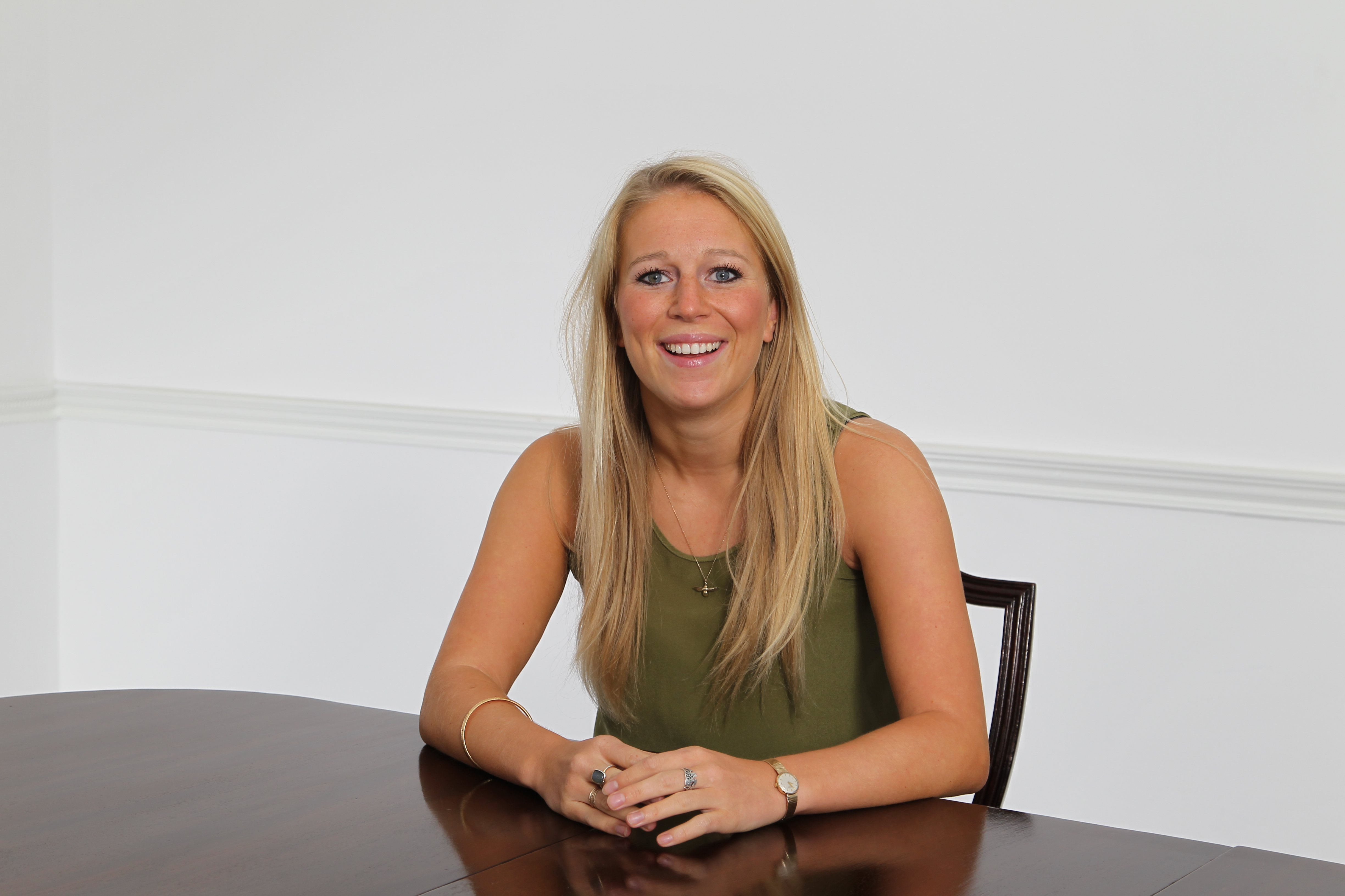 Forsters LLP Best Recruiter – Medium City Firm | Joanna Thompson